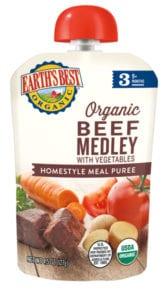 Beef Medley