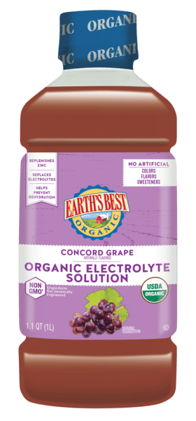 Concord Grape Electrolyte Solution