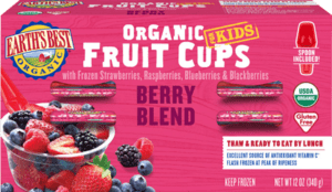 Berry Blend Frozen Fruit Cups