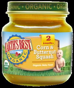 Corn & Butternut Squash