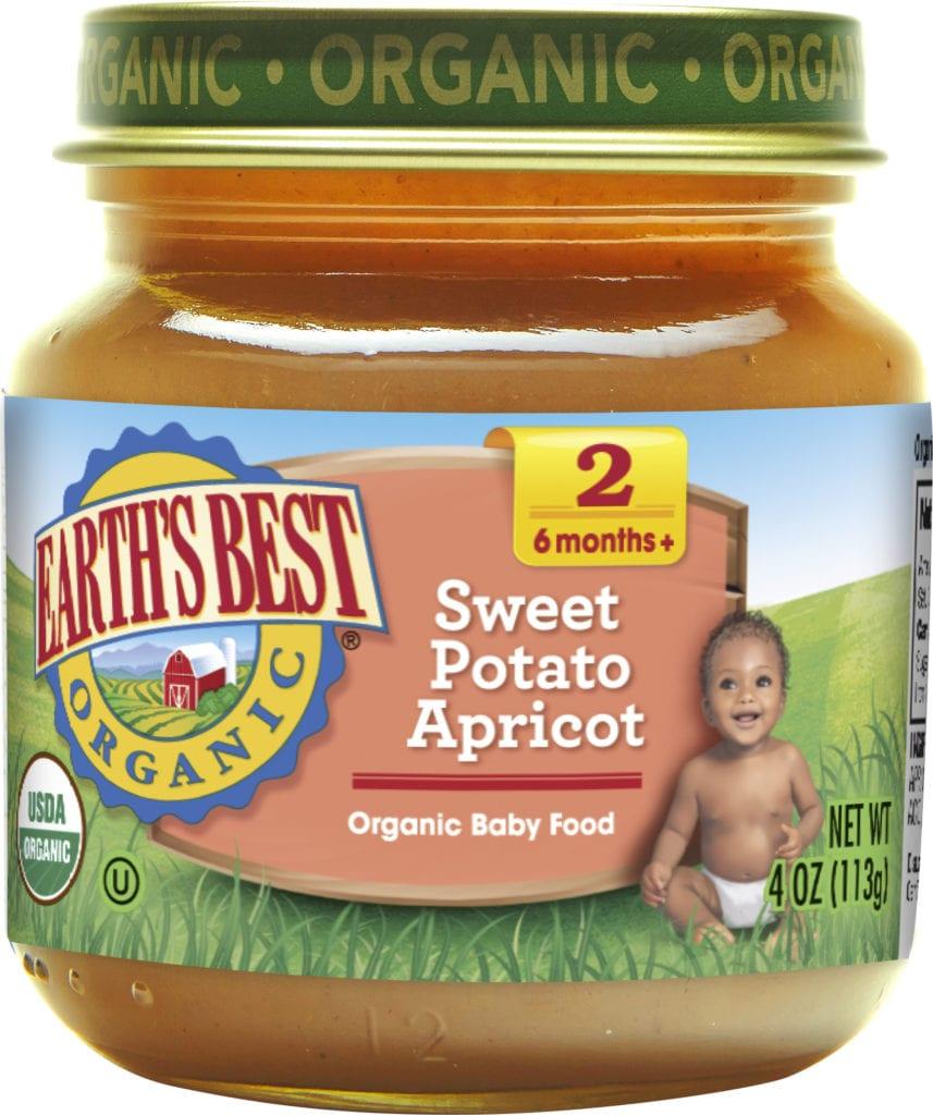 Sweet Potato Apricot