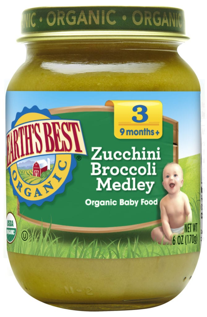 Zucchini & Broccoli Medley