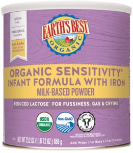 Sensitivity Infant Formula 23.2oz.