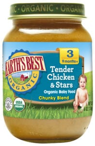 Tender Chicken & Stars