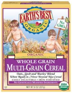 Multi-Grain Infant Cereal