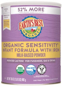 Sensitivity Infant Formula 35oz.