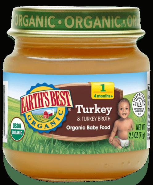 Organic Ground Turkey, Water.