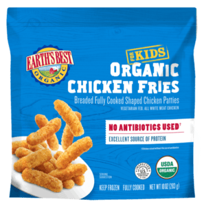 Organic Chicken Fries