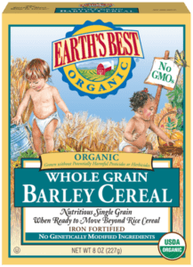 Barley Infant Cereal