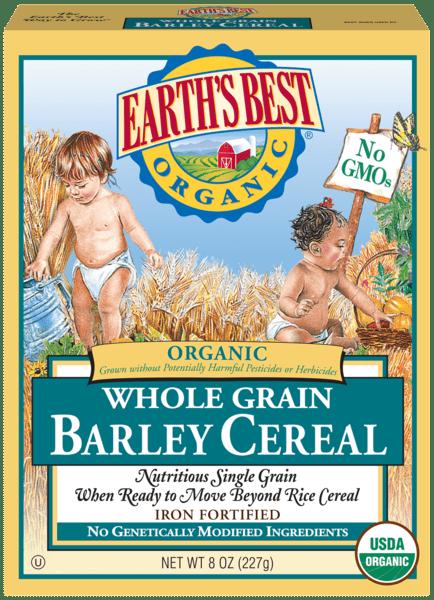 Barley Infant Cereal