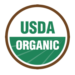 Proud to be Certified Organic logo