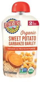 Sweet Potato Garbanzo Barley