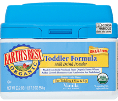 Toddler Formula Milk Drink powder
